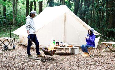 可愛い小屋みたい!NEUTRAL OUTDOOR (ニュートラルアウトドア)【LG テント 4.0】でおしゃれに楽しもう!