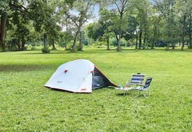 【クイックアップドーム】コールマンの簡単設営1〜2人用テント